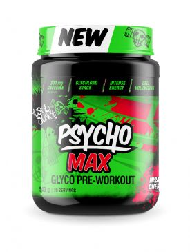 Muscle Junkie Phycho Max 540g