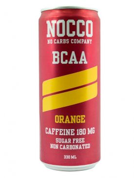 NOCCO BCAA Still (Non-Carbonated) (1 Can)