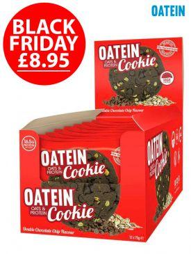 Oatein Cookies (12x75g)