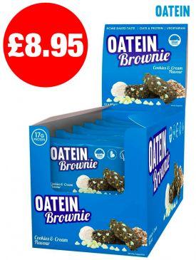 Oatein Brownies (15x60g)