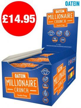 WINTER SALE - Oatein Millionaire Crunch (12x58g)