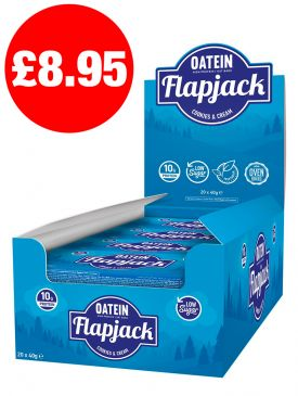 Oatein Flapjacks (20x40g)