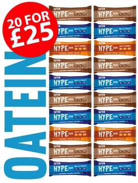 Oatein Hype Taster Box - 20 For £25
