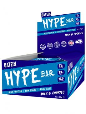 Oatein Hype Bar (12x60g)