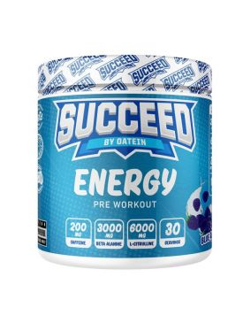 Succeed Energy Pre-Workout (30 Servings)