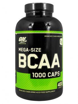 Optimum Nutrition BCAA 1000 (400 Caps)