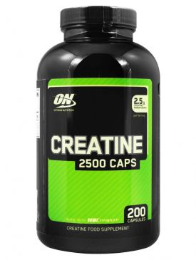 Optimum Creatine 2500 (200 Caps)