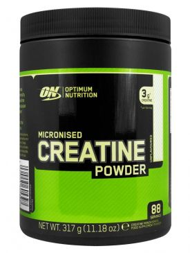 Optimum Nutrition Creatine Powder (317g)