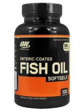 Optimum Fish Oil (100 Softgels)