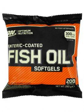 BOGOF Optimum Nutrition Fish Oil (200 Softgels)