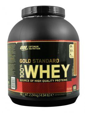 Optimum Gold Standard Whey (2.27kg / 5lb)