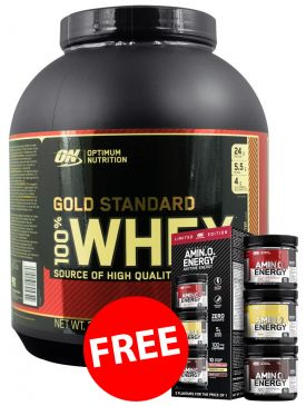 Optimum Gold Standard Whey (2.27kg / 5lb)