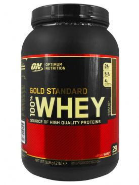 Optimum Nutrition Gold Standard Whey Protein (908g)
