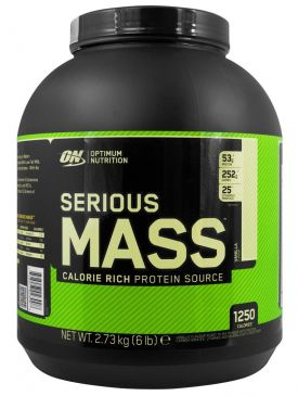 Optimum Nutrition Serious Mass (2.73kg)