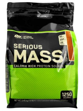Optimum Nutrition Serious Mass (5.4kg)