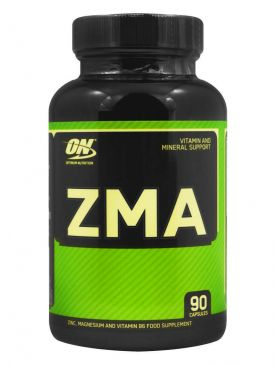 Optimum ZMA (90 Caps)