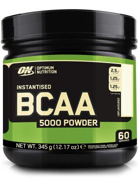 Optimum BCAA 5000 Powder (345g)
