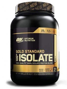 Optimum Gold Standard 100% Isolate (930g)