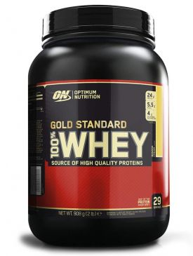 Optimum Gold Standard Whey (908g)