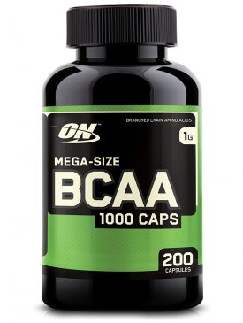 Optimum BCAA (200 Caps)