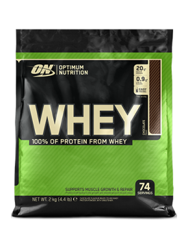 Optimum Nutrition Whey (74 Servings)