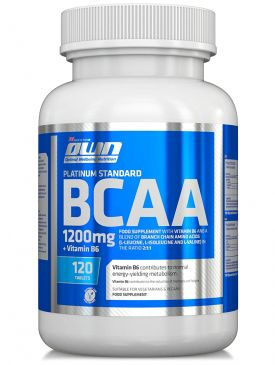 OWN BCAA (120 Tabs)