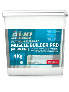 OWN Muscle Builder Pro All in One (4kg)