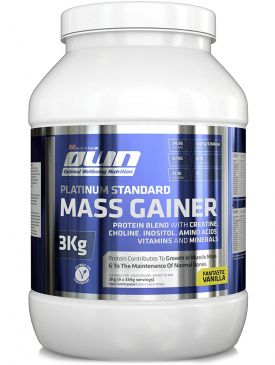 OWN Mass Gainer (3kg)