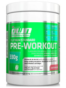 OWN Pre-Workout (330g)