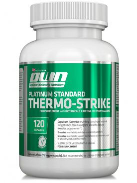 OWN Thermo-Strike Fat Burner (120 Caps)
