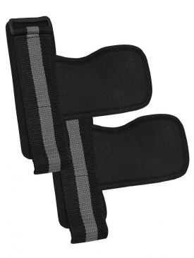 Palm Support Lifting Straps - Brand May Vary