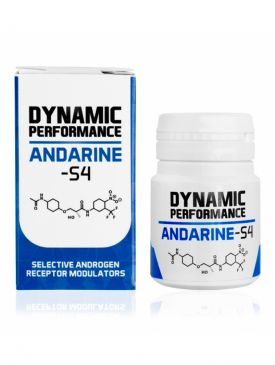 Dynamic Performance Andarine S-4 (50 Tablets)
