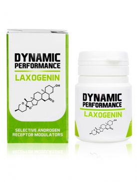 Dynamic Performance Laxogenin (100 Tablets)