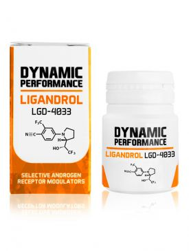 Dynamic Performance Ligandrol LGD-4033 (100 Tablets)