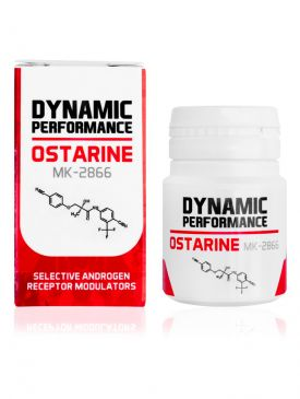 Dynamic Performance Ostarine MK-2866 (100 Tablets)