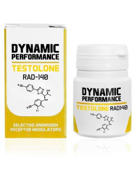 Dynamic Performance RAD-140 / Testolone (60 Tablets)