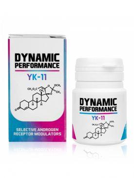 Dynamic Performance YK-11 (100 Tablets)