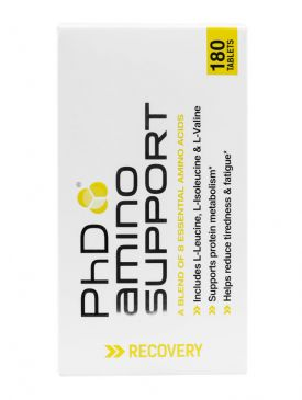 CLEARANCE - PhD Amino Support Tablets (180)
