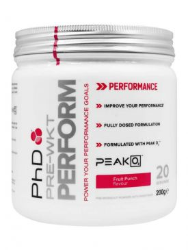 PhD Nutrition Pre-WKT Perform Pre-Workout (20 Servings)