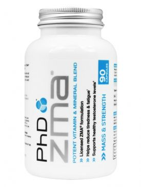 PhD Nutrition ZMA (90)