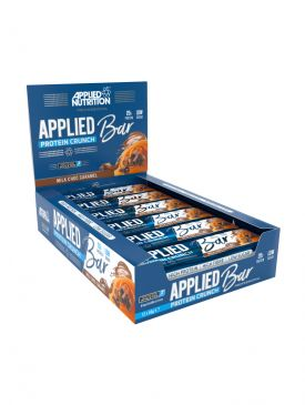 Applied Protein Crunch Bars (12x60g)