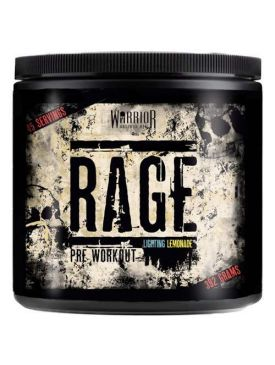 Warrior Rage (45 Servings)