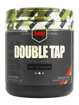 Redcon1 Double Tap Fat Burner (40 Servings)