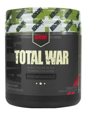 Redcon1 Total War Pre-Workout (30 Servings)