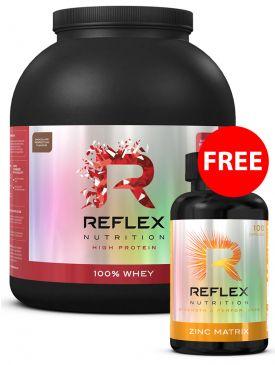 Reflex 100% Whey Protein (2kg)
