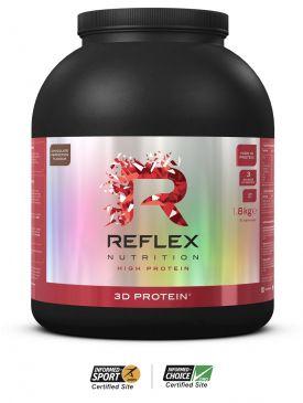 Reflex 3D Protein (1.8kg)