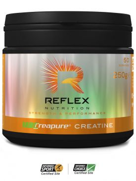 Reflex Creapure Creatine (250g)