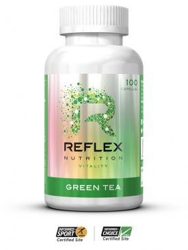Reflex Green Tea (100 Caps)