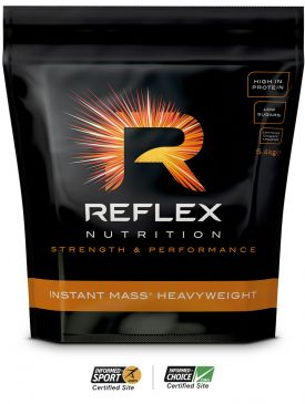Reflex Instant Mass Heavyweight (5.4kg)