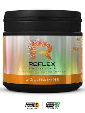 Reflex L-Glutamine (250g)